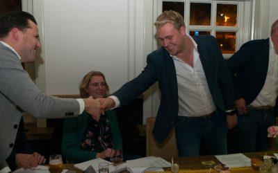 John van der Kolk nieuw bestuurslid